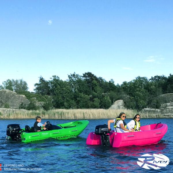 River Boat 350
